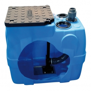 Компактни станции за отпадъчна вода