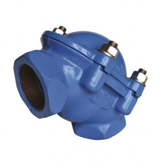 Ball check valve SZUSTER